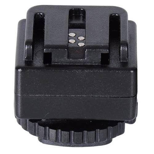 Adaptador C-s1 Flash Sony Alpha P/ Cameras Dslr Canon Nikon