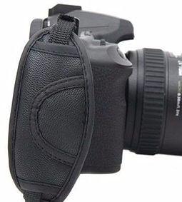 Alça De Mão Hand Grip Câmera Dslr Strap Nikon Canon Sony etc