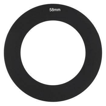 Anel Adaptador P/ Suporte Filtros Cokin Series Tamanho 58mm