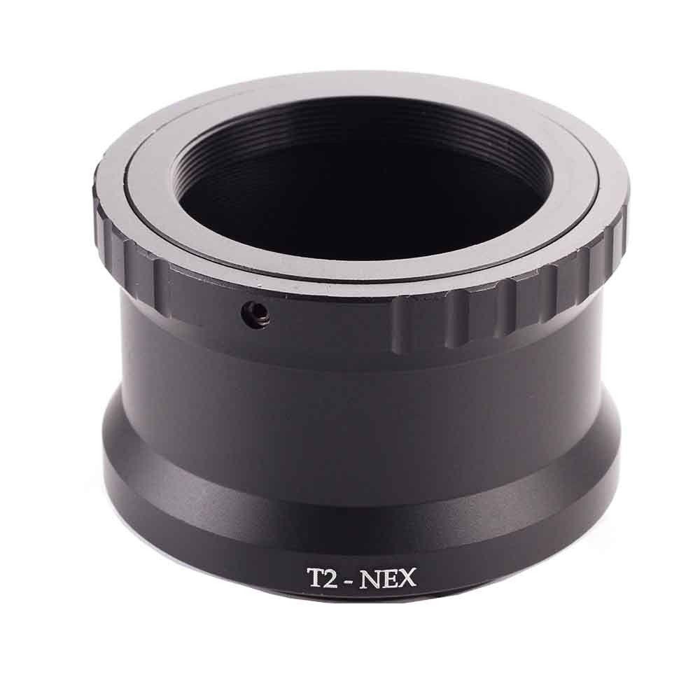 Anel adaptador T-mount Para Cameras Sony Nex E-mount