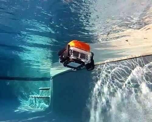 Boia Flutuante Para Caixa Estanque GoPro 1, 2, 3 ,3+ e 4