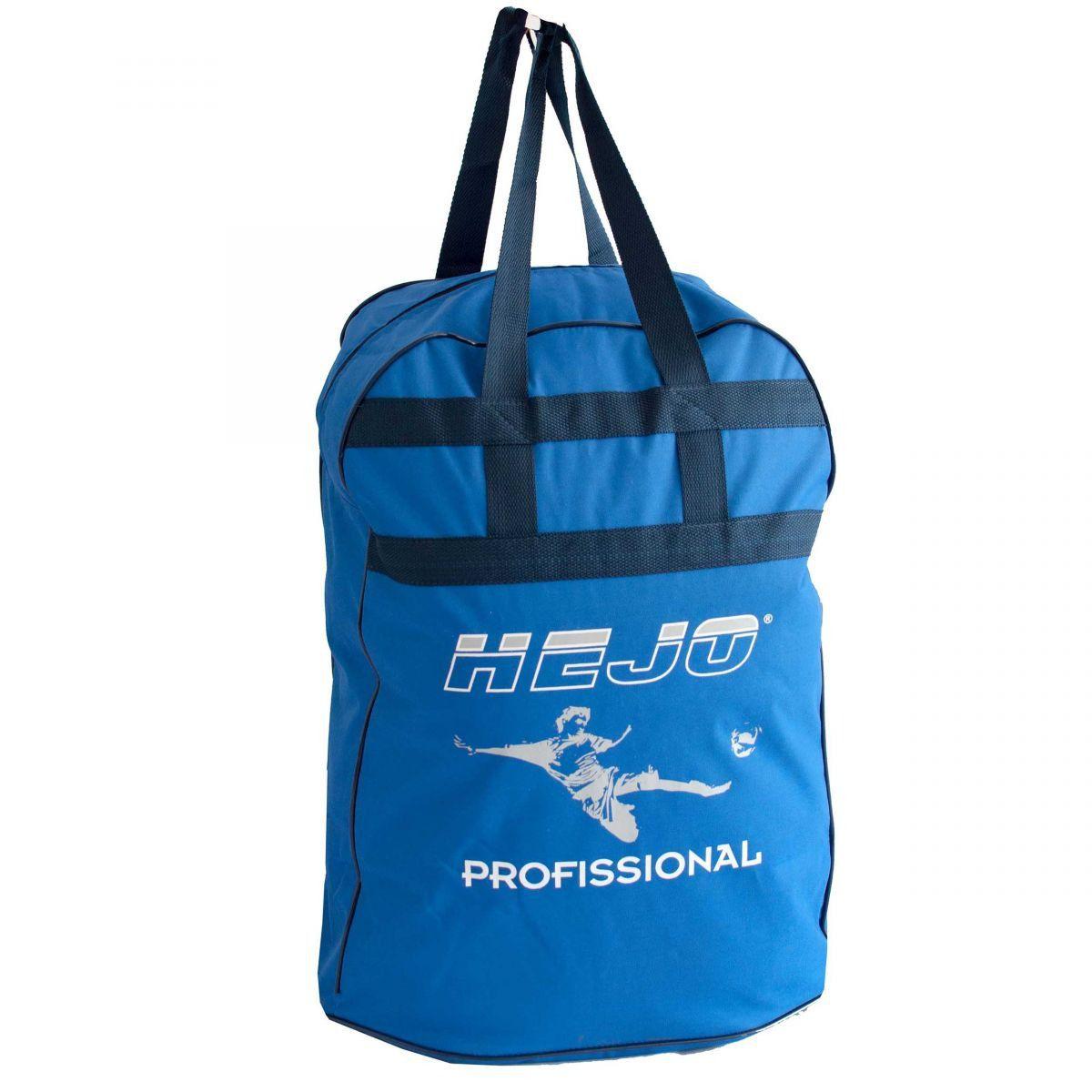 Bolsa Fardamento Futebol Profissional 2 Jogos Uniformes - Cor Azul Claro
