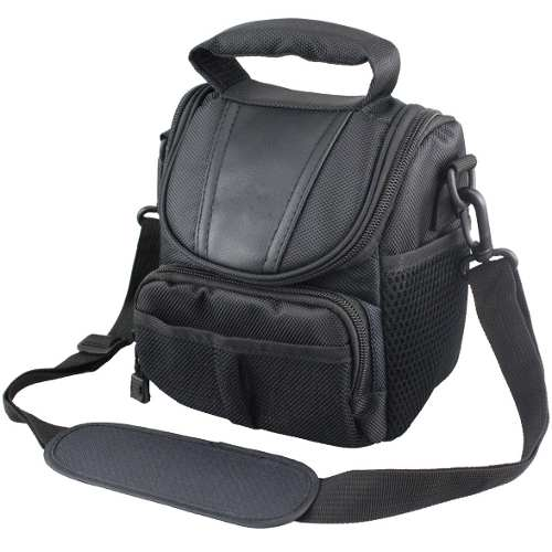 Bolsa Mini Bag Para Câmeras Superzoom E Compactas