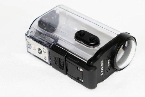 Caixa Estanque Para Sony Spk As2 Para Câmera Action Cam