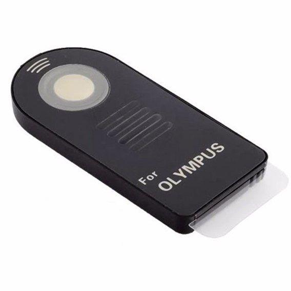 Controle Câmera Olympus Remoto Ir Infravermelho Sem Fio