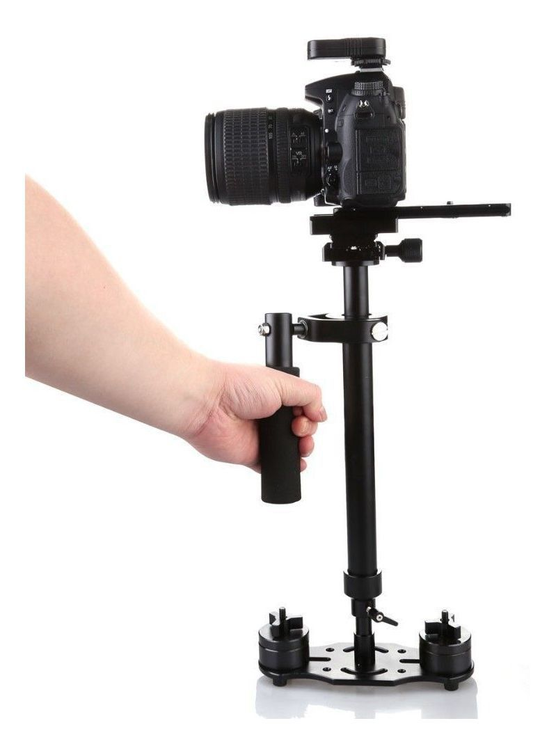 Estabilizador Dslr S-40 Steadicam S 40 De Imagem Canon Nikon