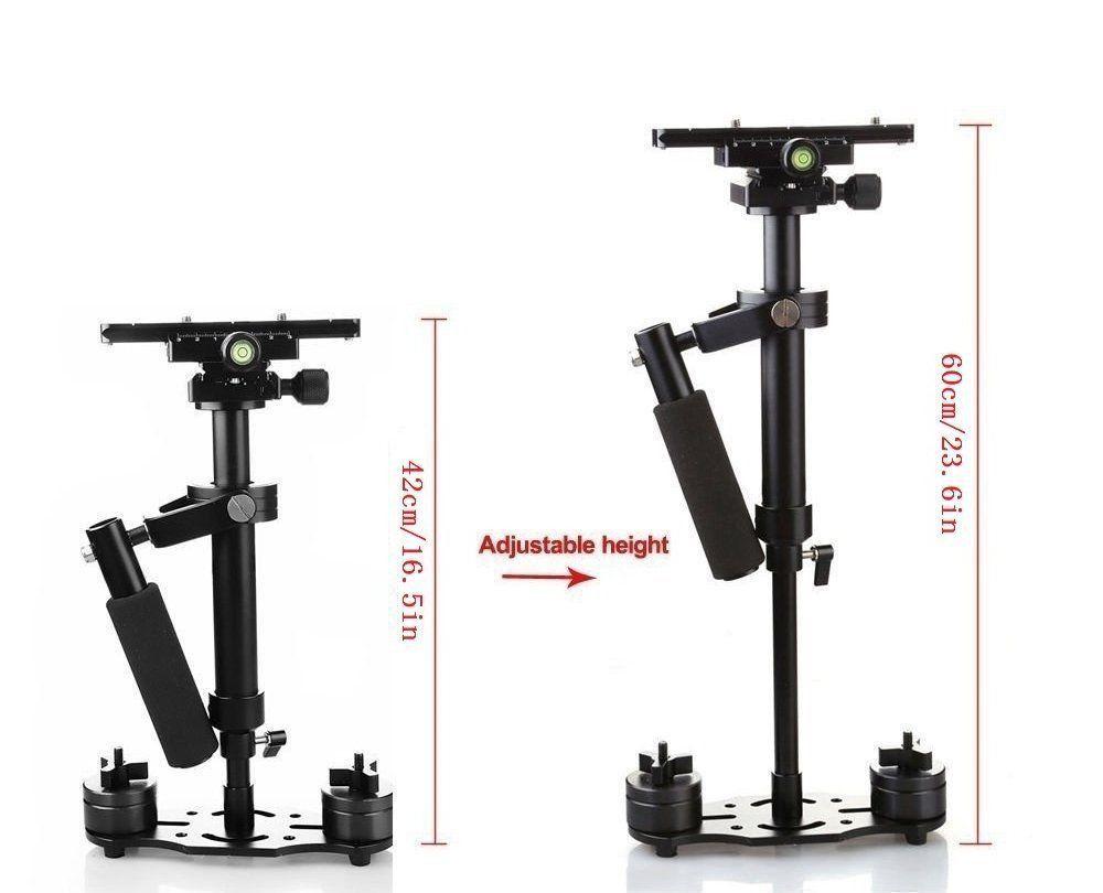 Estabilizador Dslr S-60 Steadicam S 60 De Imagem Canon Nikon