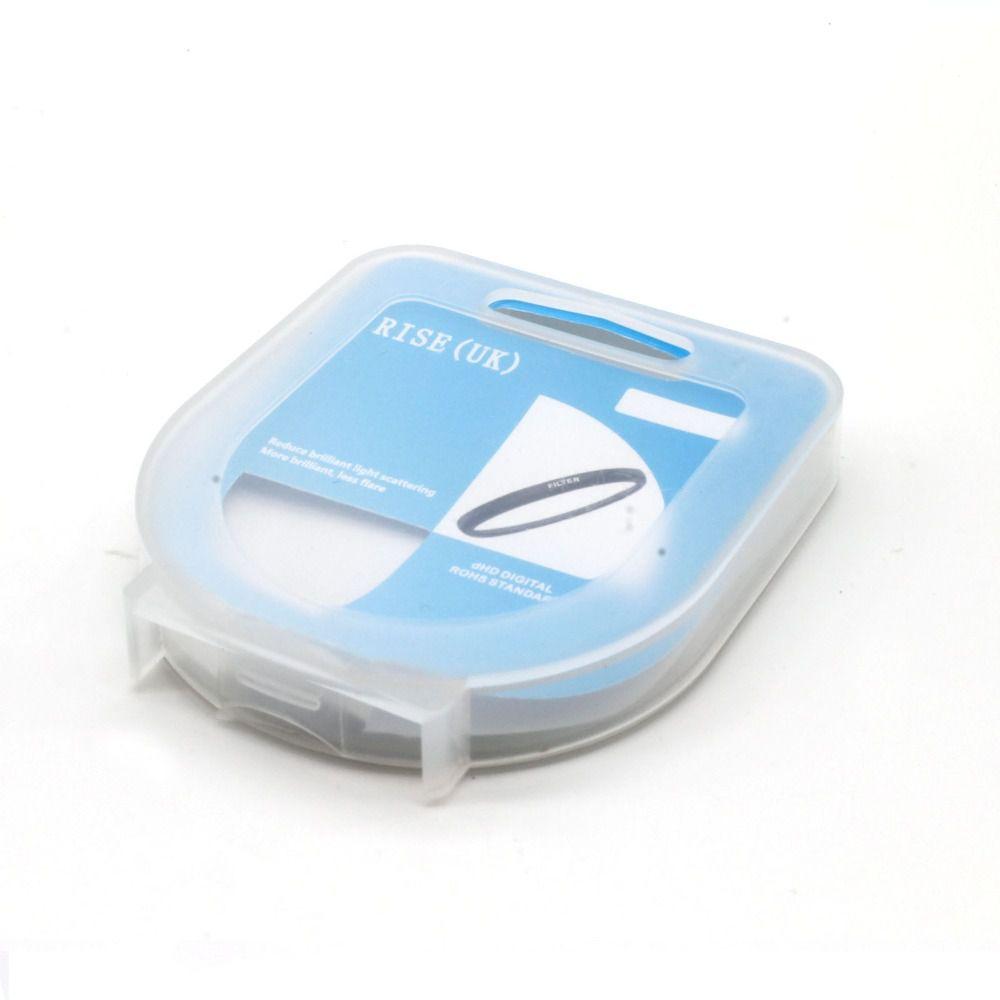 Filtro Anti-reflexo Cpl Para Lentes Com Diametro De 39mm + Case