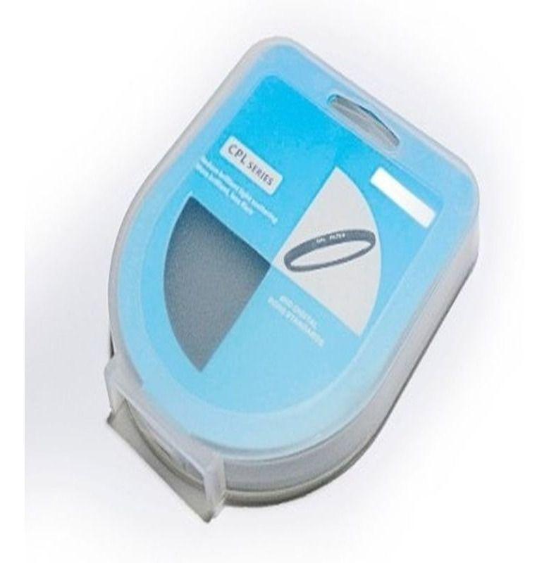 Filtro Cpl circular Polarizador 67mm P/ Lente Nikon Af Zoom-nikkor 24-85mm F/2.8-4d + Case