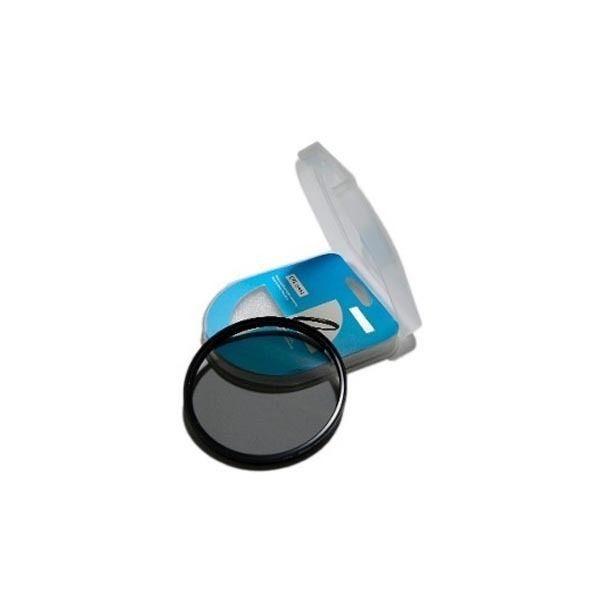 Filtro Cpl circular Polarizador 58mm P/ Lentes Canon 18-55mm ou Canon Ef 75-300mm F/4.0-5.6 Iii + Case