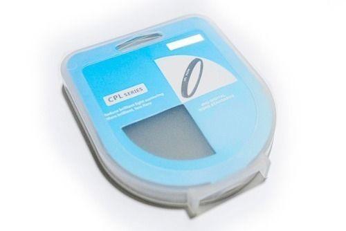 Filtro Cpl circular Polarizador 82mm P/ Lente Sigma 24-70mm F/2.8 + Case