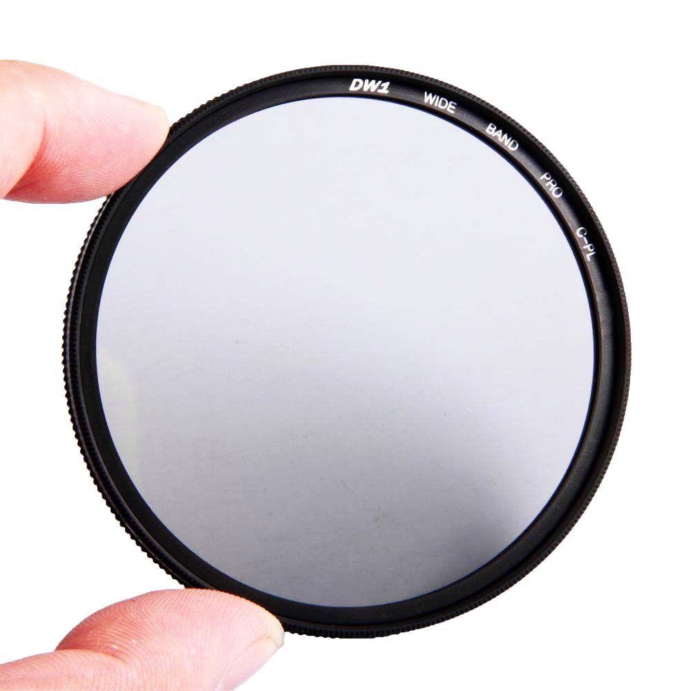 Filtro CPL Polarizador Zomei rosca 77mm P/ Lentes Nikon 24-120mm F/3.5-5.6 G Af ou Canon Ef 24-70mm F/2.8 L