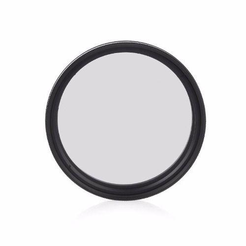 Filtro Nd Densidade Neutra Variável De Nd2 Até Nd400 40,5mm + Case