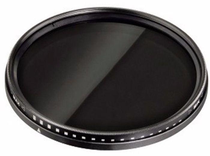 Filtro Nd Densidade Neutra Variavel De Nd2 Até Nd400 77mm P/ Lentes Nikon 24-120mm F/3.5-5.6 G Af ou Canon Ef 24-70mm F/2.8 L + Case