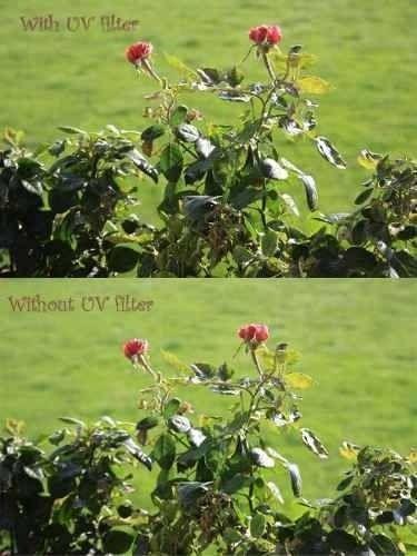 Filtro Uv 55mm P/ Lente Nikon Nikkor Af-p 18-55mm