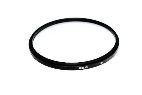 Filtro Uv Dhd Rosca 52mm P/ Lentes Canon 50mm 1.8 II ou Nikon Af-s 18-55mm + Case