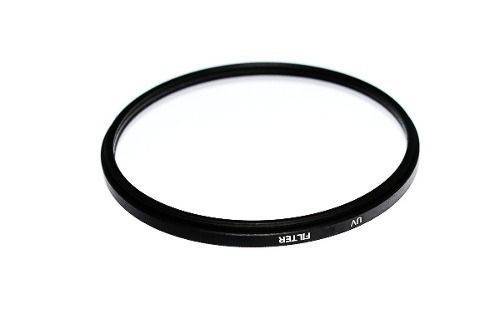 Filtro Uv Dhd Rosca 58mm P/ Lentes Canon 18-55mm ou Canon Ef 75-300mm F/4.0-5.6 Iii + Case
