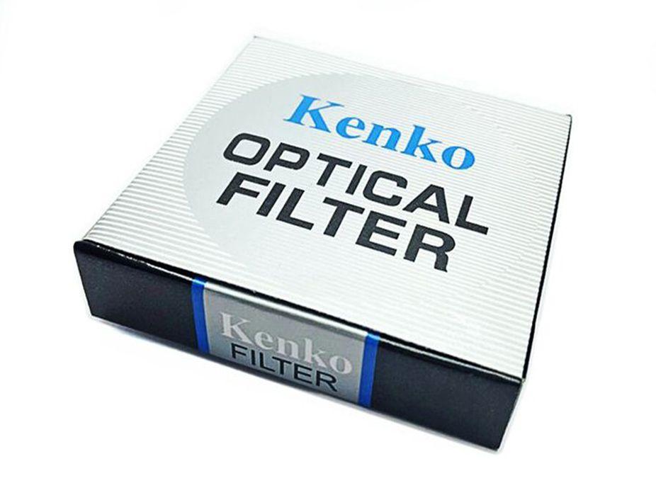 Filtro Uv Kenko Rosca 52mm P/ Lentes Canon 50mm 1.8 II ou Nikon Af-s 18-55mm