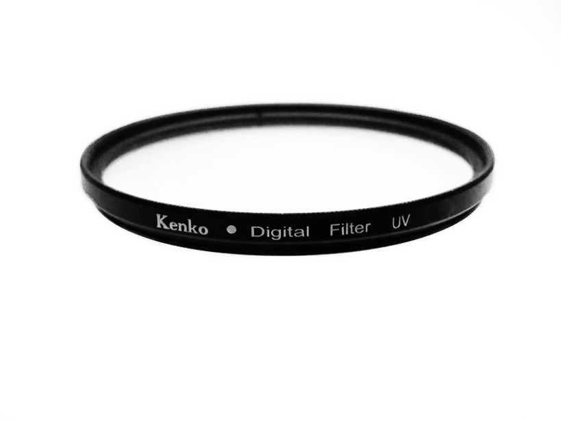 Filtro Uv Kenko Rosca 55mm P/ Lente Nikon Nikkor Af-p 18-55mm