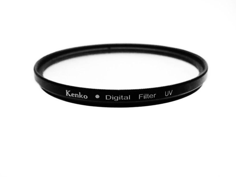 Filtro Uv Kenko Rosca 58mm P/ Lentes Canon 18-55mm ou Canon Ef 75-300mm F/4.0-5.6 Iii