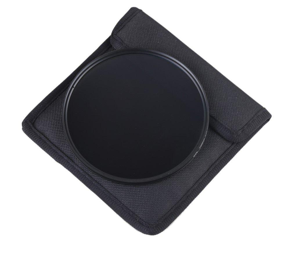 Kit 3 peças Filtros Uv + CPL Circular Polarizador + Nd Densidade Neutra Variável De Nd2 Até Nd400 Para Lentes Com Rosca Frontal De 95mm