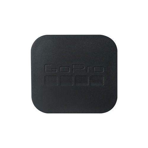 Kit 3x Tampa Protetor De Lente Da Gopro Hero 5 black Hero 6 7 Black com Logo