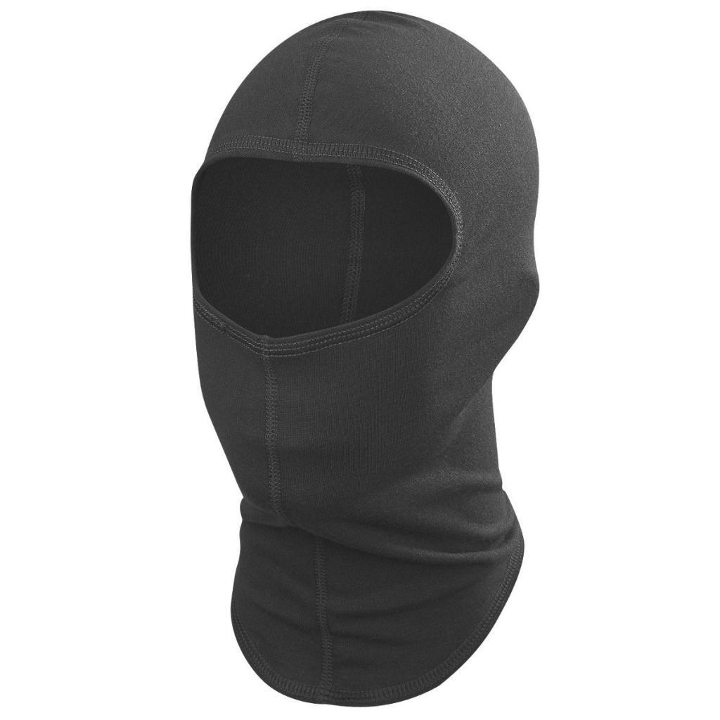 Kit balaclava frio intenso + bandana lisa + Touca Ninja Lisa Balaclava Mascara Segunda Pele Paintball