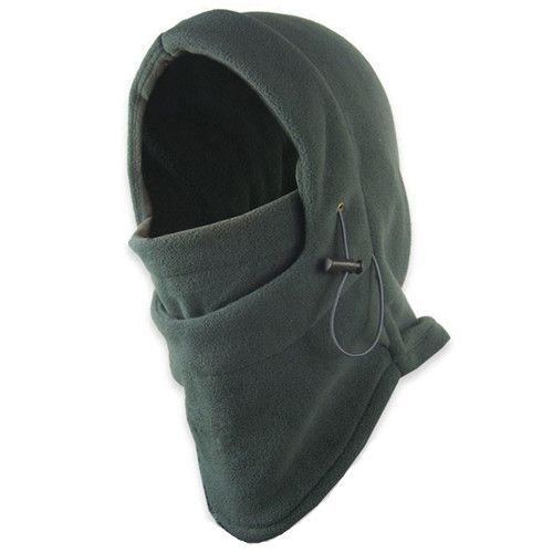 Kit Balaclava Soft Cachecol Gorro Touca + Gola cachecol Proteção Vento Neve Frio