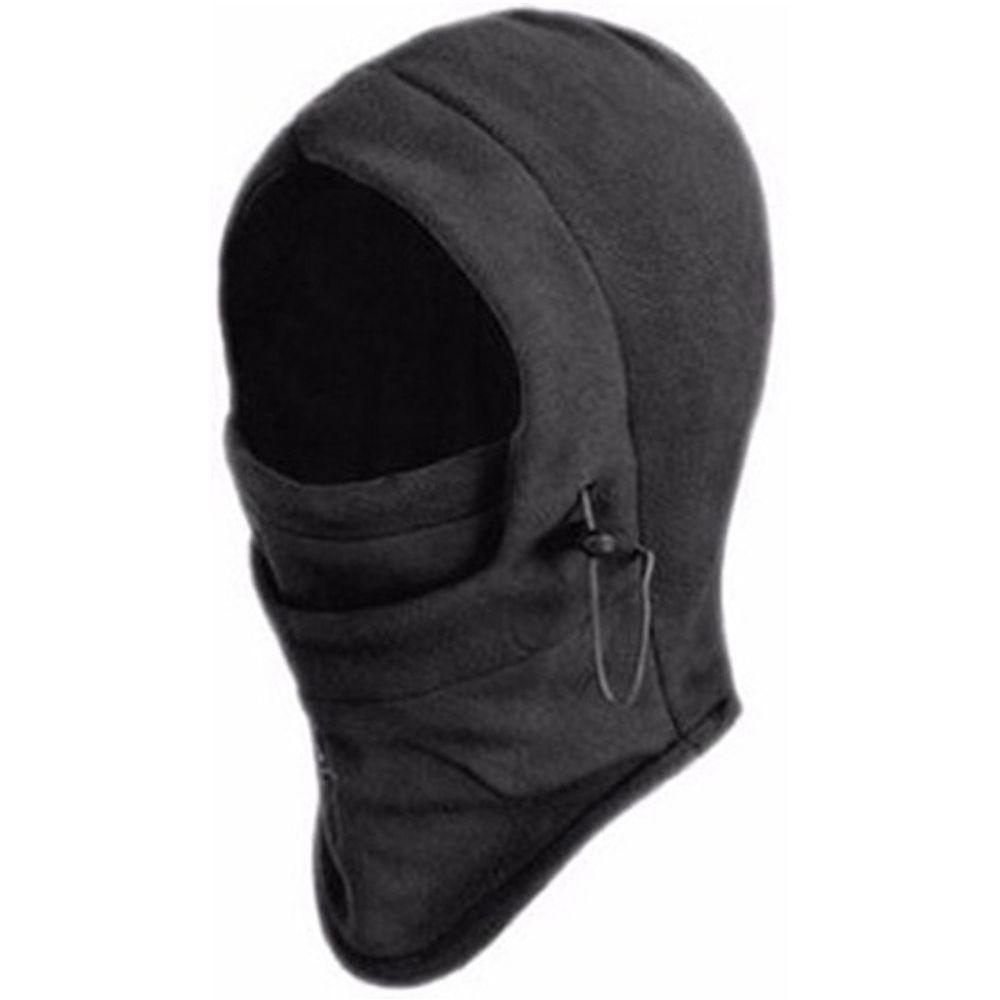 Kit Com 3x Balaclava Soft Cachecol Gorro Touca Proteção Vento Neve Frio