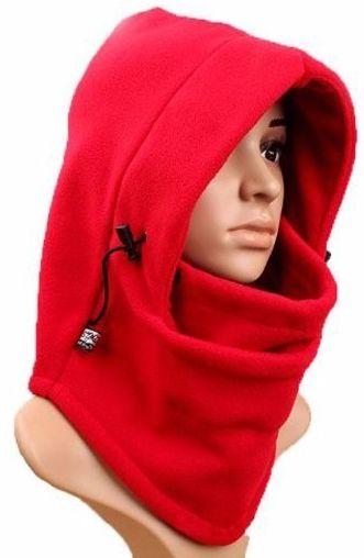 Kit com 3x Balaclava Soft Cachecol Gorro Touca Proteção Vento Neve Frio - Várias Cores