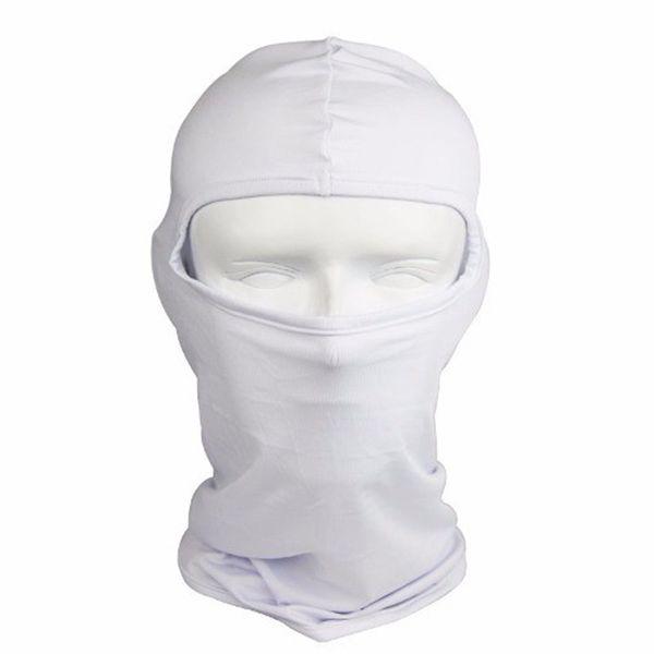Kit Com 5x Touca Ninja Balaclava Mascara Segunda Pele Paintball