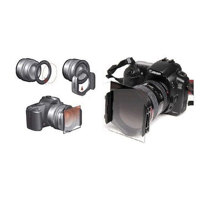 Kit Filtros Cokin Formato Cokin Série P - 9 Peças Total Novo 52mm
