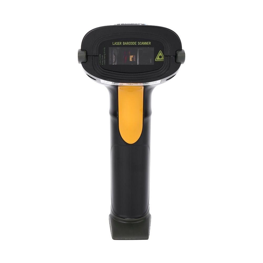 Leitor Código Barra Laser Cabo Usb 180cm Distância Yhd-820