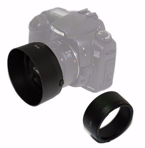 Parasol Es-68 Es68 Es 68 P/ Lente Canon Ef 50mm F/1.8 STM
