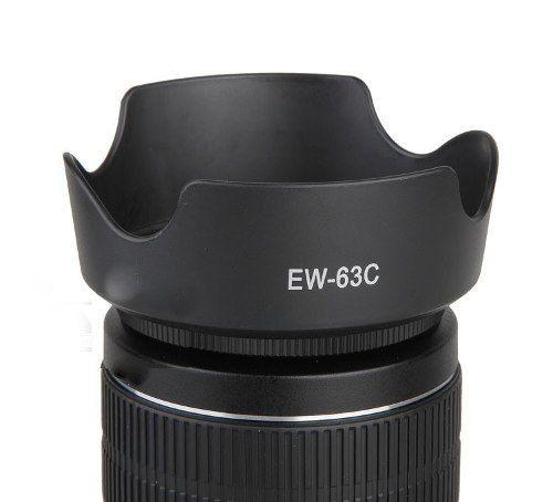 Parasol Ew-63c P Lentes Canon 18-55mm F/3.5-5.6 Is Stm Ew63c