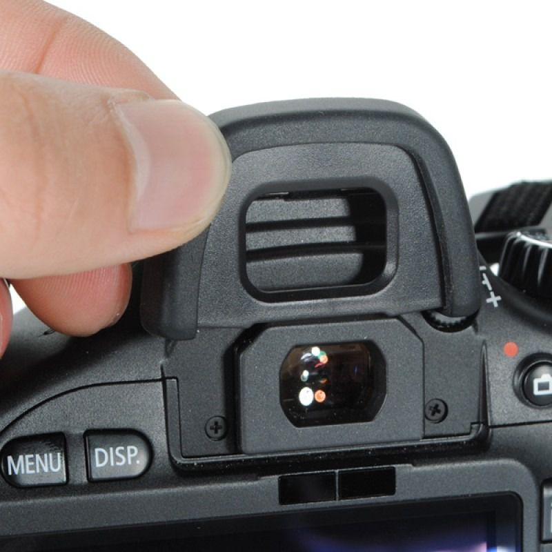 Protetor Ocular Eye Cup Dk-23 Para Nikon D300, D300s E D7100