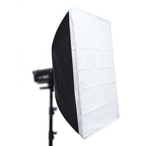 Softbox Difusor Estúdio Para Flash De Estúdio 90X60cm