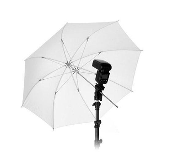 Sombrinha Refletora Difusora Para Estúdio Fotográfico 100cm