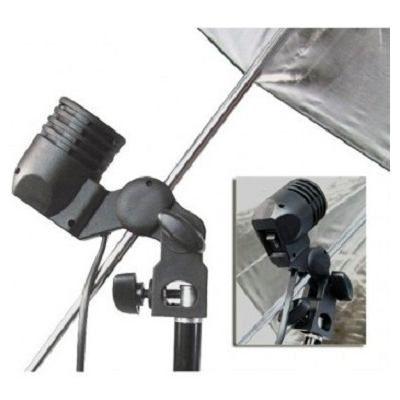 Soquete Simples Para Lâmpada Fotográfica E27 Flahs Estúdio