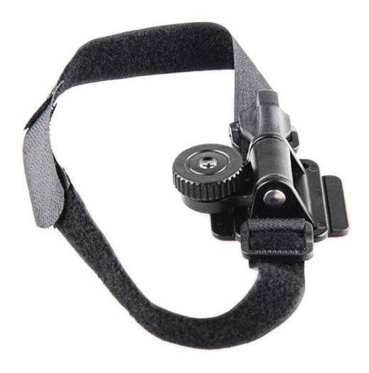 Suporte Faixa De Capacete P/ Câmera De Ação Sony Action Cam