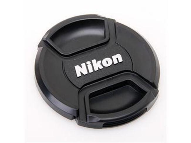 Tampa Para Lente Nikon Rosca De 55mm Com Logo / símbolo Nikon
