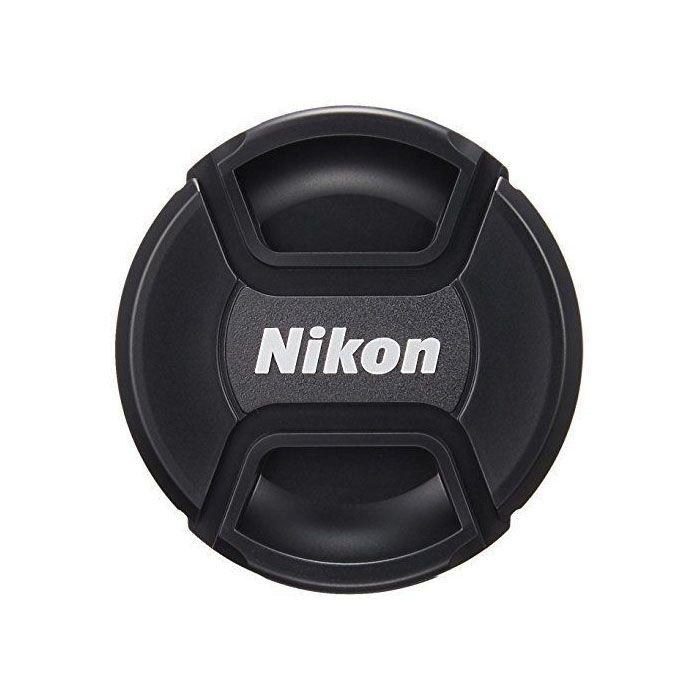 Tampa Para Lente Nikon Rosca De 67mm Com Logo Nikon