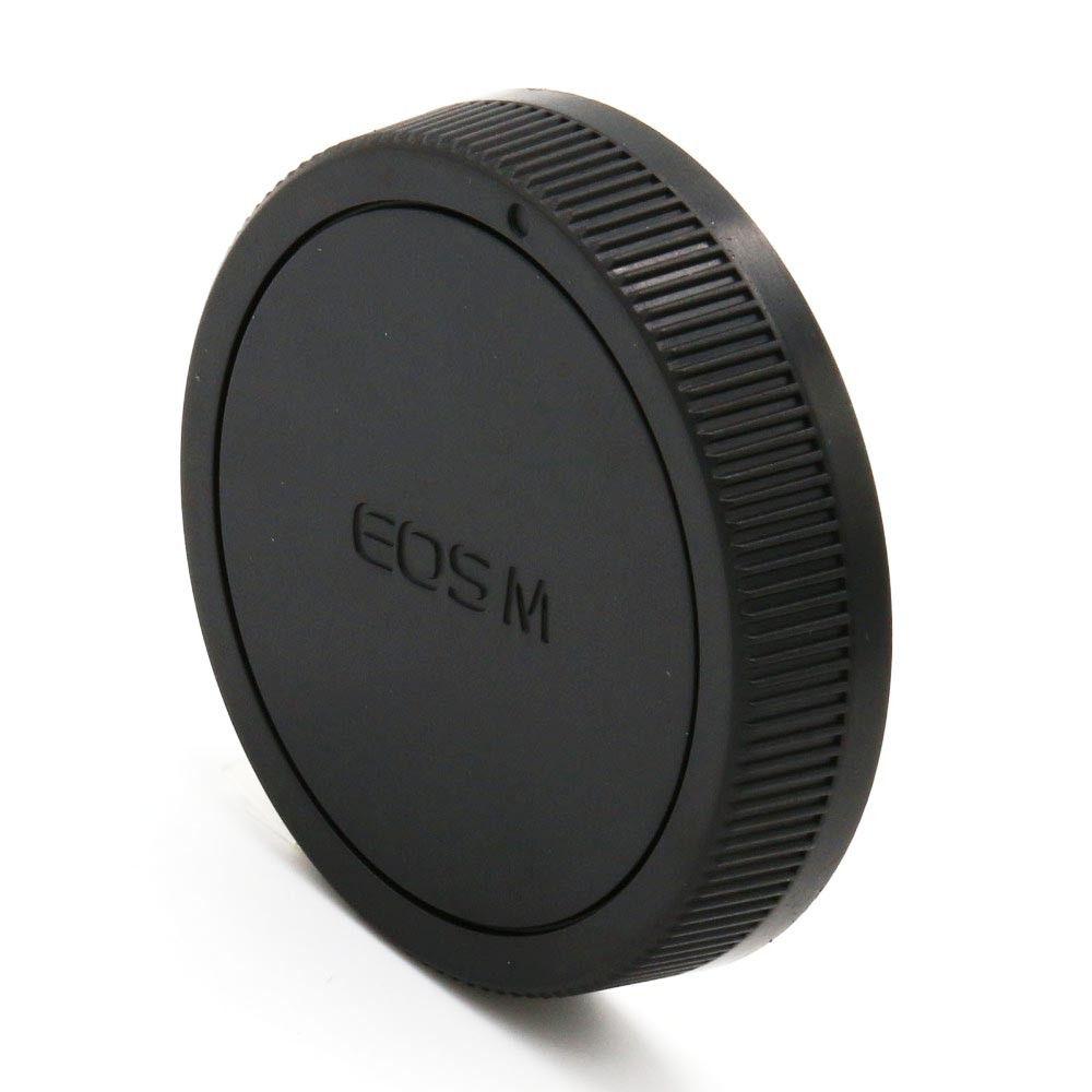 Tampa Traseira Lente Objetiva Canon Mirrorless Canon EOS M