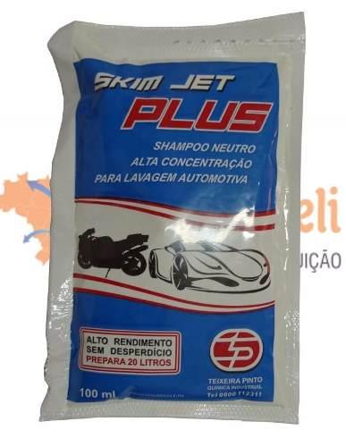 Shampoo Neutro Automotivo Concentrado 100ml