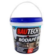 Argamassa Impermeabilizante para Rodapés Branca Bautech 4kg