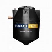 Biodigestor Para Tratamento De Esgoto Bakof Tec 700 Litros
