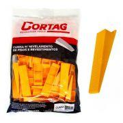 Cunha para Nivelamento de Pisos e Revestimentos 50un - Cortag
