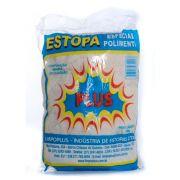 Estopa Branca Especial para Polimento 150g - Limpoplus