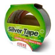 Fita Multiuso Silver Tape Adere 45 mm x 5 metros