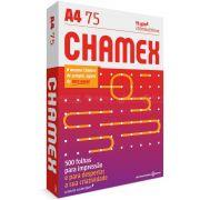 Papel Sulfite A4 Branco 500 Folhas 75g - Chamex ou Copimax